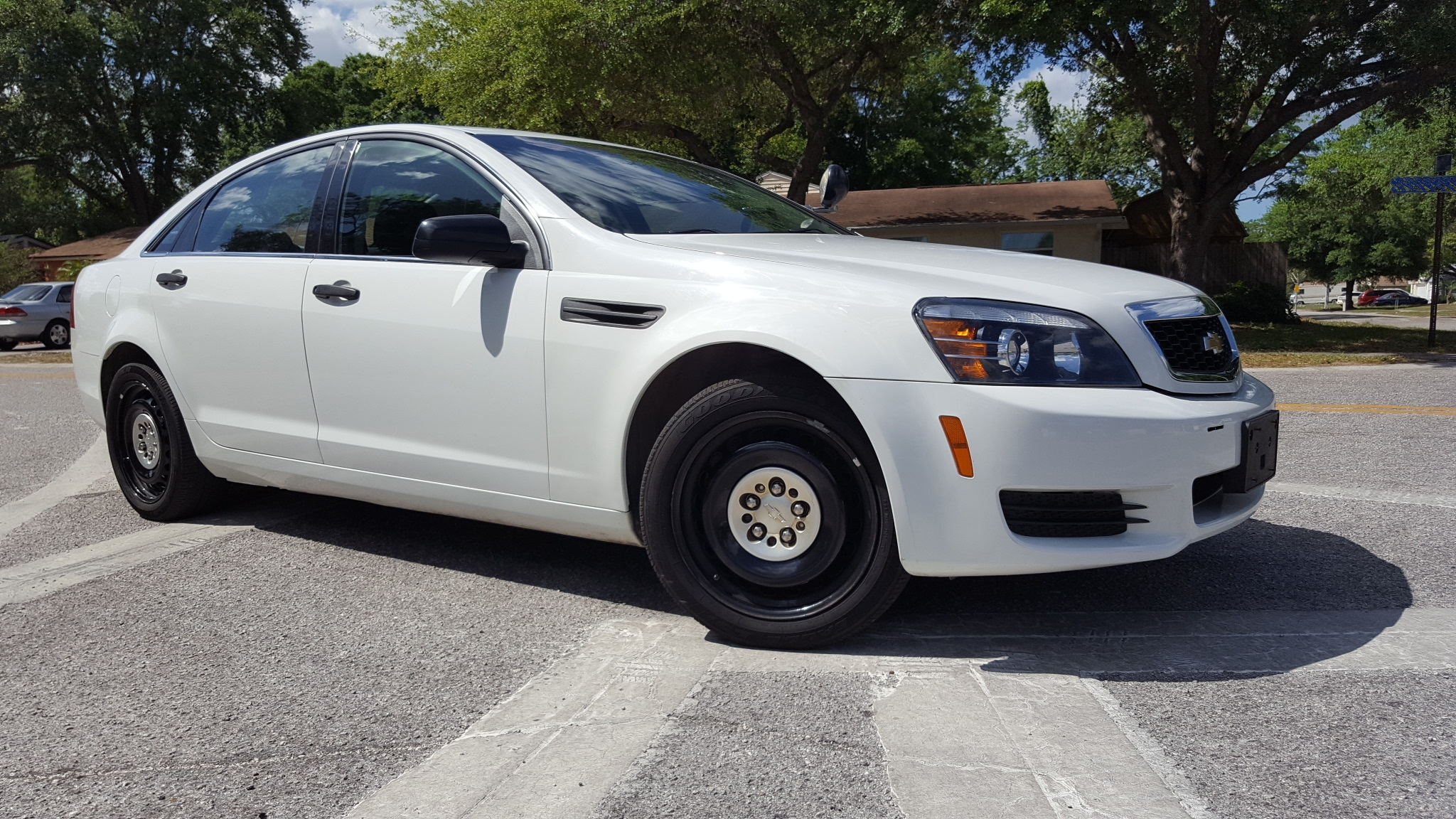 2013 Chevrolet Caprice 9C1 Police Patrol Vehicle 6.0 V8 ...