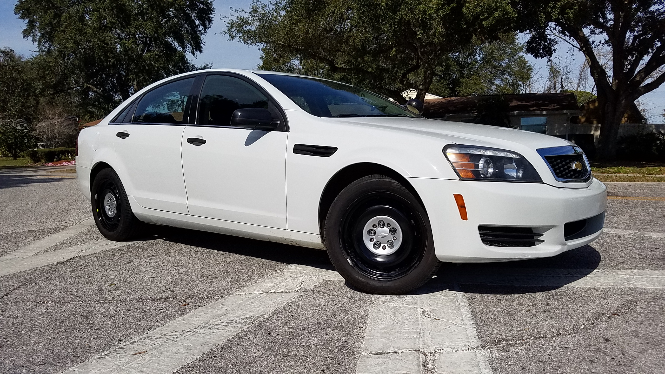 2014 Caprice PPV 6.0 Liter V8 Rear Wheel Drive - Thee Cop Shop